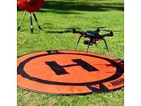 3ft Drone Landing Pad inc carrying bag