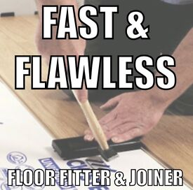 Floor Fitter / Fitting / Installer & Joiner Services