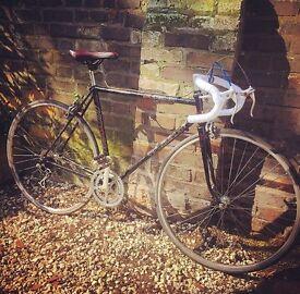 Vintage Road Bike 54cm Frame