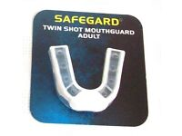SAFEGARD / MOUTHGUARD / GUM SHIELD / GUM GUARD
