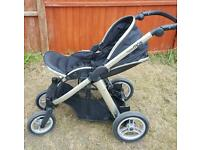 Oyster max single stroller