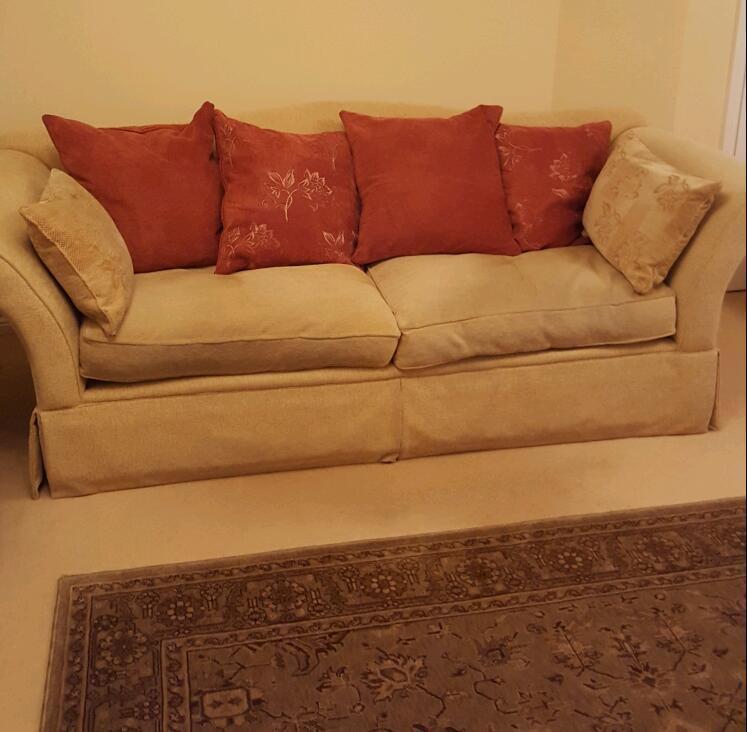 Italian Leather Sofa Gumtree: In Mickleover, Derbyshire