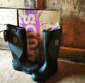 Noble MUDs Cold Front Boots