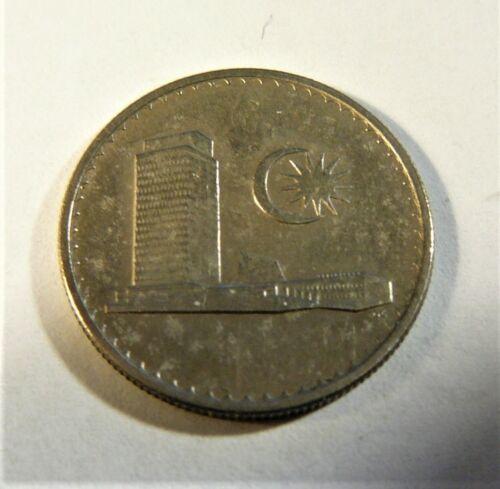 Malaysia 1971 10 Cents Key Date SB1