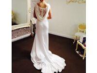 Designer Wedding dress size 12