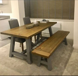 Iona Dining Table - ONLY