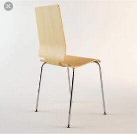 Ikea kitchen chairs X2