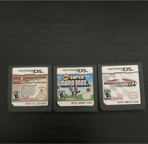 Mario Nintendo DS Games