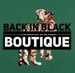 Back in Black Boutique