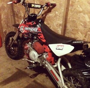 Looking for a Honda crf/xr 50!