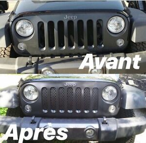 Grille pour Jeep Wrangler