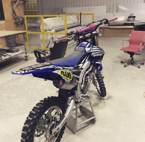 2015 Yamaha YZ250FX w/ Lots aftermarket parts! Financing OAC!