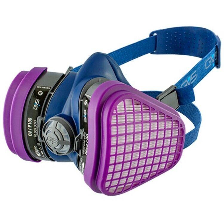 MILLER/GVS SPR467 Elipse OV Respirator (SIZE M/L)-Brand New In Box!!!