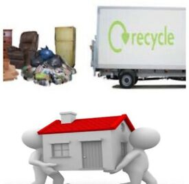 RELIABLE 24/7 MAN AND VAN HOUSE OFFICE STUDENTS REMOVALS TRANSIT AND LUTON VAN HIRE UK