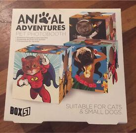 Animal Adventures Pet Photo Booth NEW