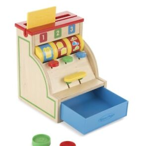 Melissa and Doug  caisse
