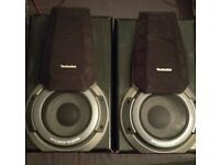 Technics Tri Wired Speakers