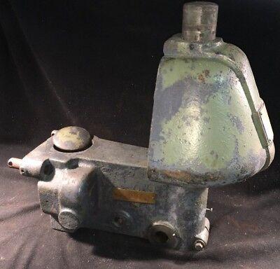 Vintage Cincinnati Royal Drill Press Cast Iron Head