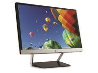 """HP 23cw 23"""" Full HD Matt PC 1920 x 1080 pixels, LED, Full HD, IPS, (HD 1080)"""