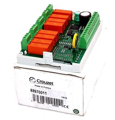 New Crouzet 88970011 Programmable Control Unit