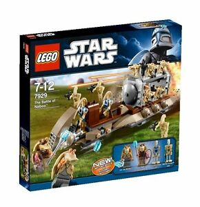 LEGO® Star Wars 7929 The Battle of Naboo