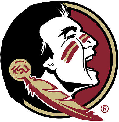 Florida State Seminoles NCAA Color Die-Cut Decal / Car Sticker *Free Shipping