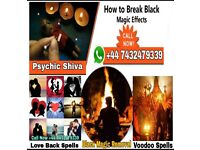 Witchcraft/Negative/Zin/Voodoo/Spirit/Black Magic Removal Expert Ex Love Back spell Astrologer In UK