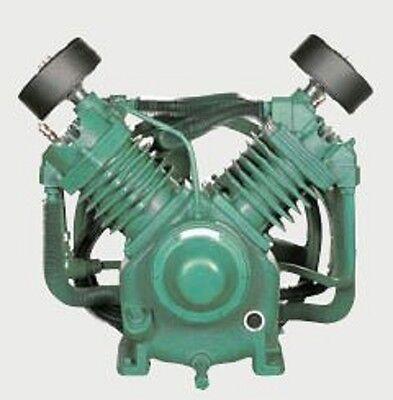 Championspeedaire 1wd22 7.5hp 10hp 15hp 2-stage Cast Iron Air Compressor Pump