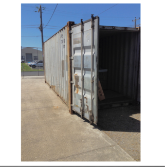 20 FT Standard Used Shipping Container Blackburn Whitehorse Area Preview