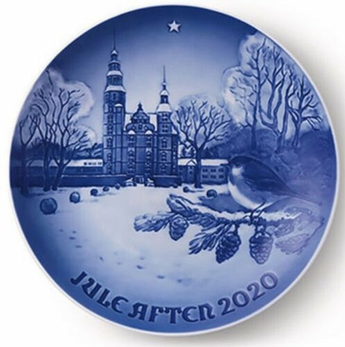 BING & GRONDAHL 2020 AND 2019 Christmas Plates B&G – Both plates New in Box