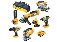 Power tools and accessories wanted