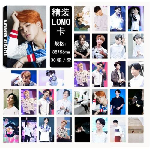 Lot of set KPOP BTS Bangtan Boys Album Photocard Poster Lomo Card Photo Card
