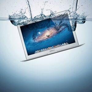 Apple Macbook Air/Pro liquid damage spill repair With Warranty!!