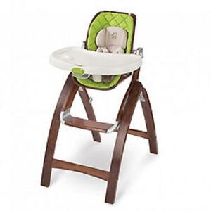 Summer Infant(MC) Chaise haute- Bentwood-vert