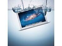 Liquid Damage Repair - MacBook Repair, Air & Pro Repair - iMac Repair. Same Day @ PROMAC LONDON.
