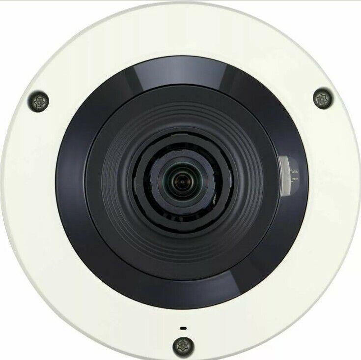 Hanwha Techwin  XNF-8010R  X-Series 6 MP sensor Indoor Fisheye Camera Samsung