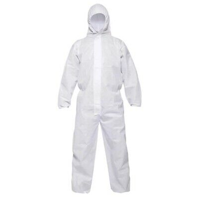 Protective Suit Coverall Clothing Safety Overalls Suit Full Protection