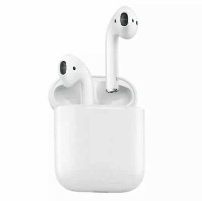 Genuine Apple AirPods with Charging Case - White - MMEF2AM/A - A1523 A1722 A1602