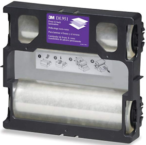 3M DL951 - Dual Side Laminating Refill Cartridge
