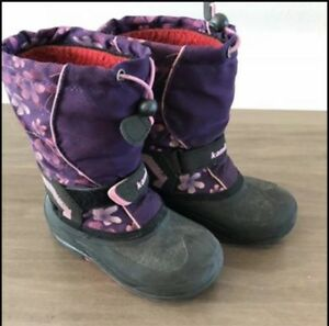 Girls Kamik Winter boots size 12