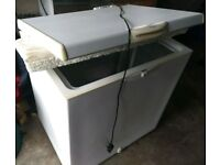 Whirlpool medium chest freezer