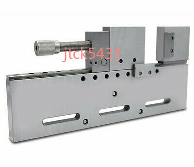 New High Quality Wire Edm High Precision Vise Stainless Steel 150mm Jaw Opening