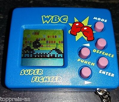 Super Fighter virtuell Boxer Nostalgie Spielzeug Tamagotchi - Kult 90er Haustier
