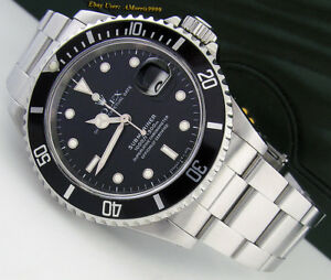 Polishing Service for Rolex Submariner 16610 14060 116610 114060 16613 116613