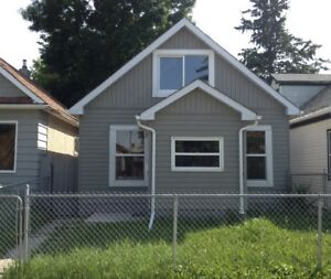2 BR House on Ross, Available Immediately