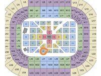 Joshua Vs Parker 4x Face Value FLOOR Seats Row B