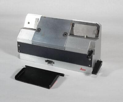 Leica Cm Cryostat Microtome Knife Blade Holder Assembly