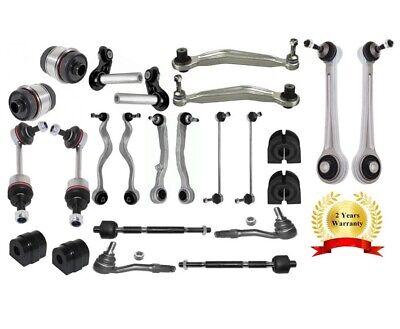 BMW 5 Series E61 TRACK + TIE ROD + A-R-BUSH + LINK & SUSPENSION ARM FRONT & REAR
