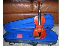 Stentor 3/4 size Violin with Case