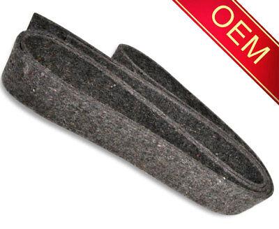 Maytag Admiral Dryer Drum Felt Seal Factory OEM Genuine (See Model Fit List)